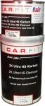 2К акриловый прозрачный лак C.A.R FIT Ultra HS (1л) + отвердитель (0,5л)