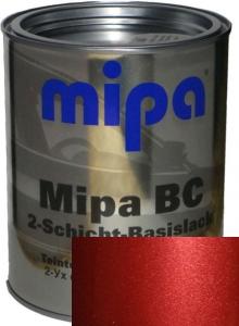 "Купить 74U Базовое покрытие ""металлик"" Mipa ""Spinal Red Met"", 1л - Vait.ua"