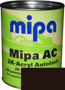 """Купить 793 Акриловая 2К автоэмаль Mipa """"Темно-коричневый"""" в комплекте с отвердителем - Vait.ua"""