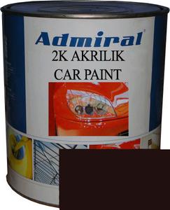 """Купить 793 Акриловая 2К автоэмаль ADMIRAL """"Темно-коричневая"""" в комплекте с отвердителем - Vait.ua"""