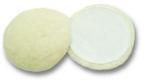 Полировальный диск Mirka Polarshine из Ø 180 мм натуральной овчины (на липучке)