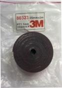 Двусторонняя клейкая лента 3M, 25мм х 2м