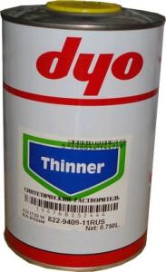 Купить Растворитель DYO синтетический (для алкидных эмалей), 0,75л - Vait.ua