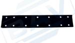 """Защитная подложка для ручных рубанков Mirka 70x400мм, 14 отверстий, крепление """"липучка"""""""