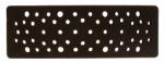 Мягкая подложка для ручных рубанков Mirka 70x198мм, 56 отверстий, высота 7мм