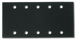 Защитная подложка для ручных рубанков Mirka 115x230мм, 10 отверстий, высота 3 мм