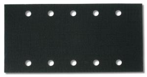 Купить Защитная подложка для ручных рубанков Mirka 115x230мм, 10 отверстий, высота 3 мм - Vait.ua