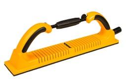 Купить Ручной шлифовальный блок Mirka с пылеотводом, 400 х 70мм, 53 отверстия, гибкий - Vait.ua