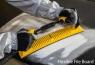 Ручной шлифовальный блок Mirka с пылеотводом, 400 х 70мм, 53 отверстия, гибкий