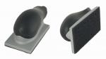 """Ручной шлифовальный блок (рубанок) Mirka с пылеотводом 70мм х 125мм, 13 отверстий, крепление """"липучка"""""""