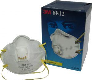 Купить 8812 Противоаэрозольный респиратор с клапаном 3M - Vait.ua