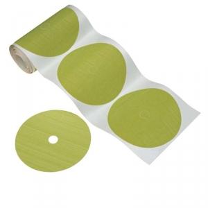 Купить 88930 Абразивный диск для стекла 3M 268XA Trizact Stikit 125мм, зерно А35, зеленый - Vait.ua