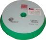"""9.BF150J Зеленый полировальный круг для Rupes LHR15ES, крепление """"липучка"""" (Velcro), D 150"""