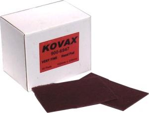Купить Матирующий лист скотч-брайт KOVAX Very Fine, 152мм х 229мм, красный - Vait.ua