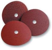 Круг фибровый 988С с минералом ЗМ™ Cubitron™, диаметр 125мм (125мм x 22мм), P36