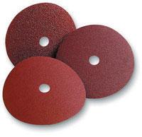 Купить Круг фибровый 988С с минералом ЗМ™ Cubitron™, диаметр 125мм (125мм x 22мм), P60 - Vait.ua
