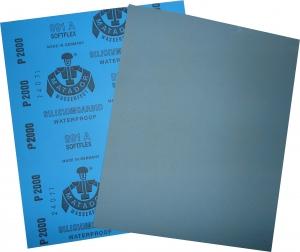 Купить Бумага абразивная водостойкая APP MATADOR 991, синяя, P1500 - Vait.ua