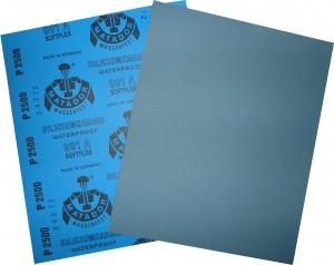 Купить Бумага абразивная водостойкая APP MATADOR 991, синяя, P2500 - Vait.ua
