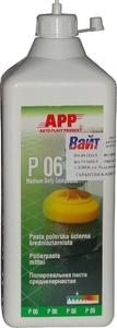 Купить 081310 Среднезернистая полировальная паста APP P06 Medium Duty Compound, 500мл - Vait.ua