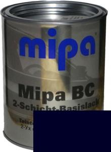 """Купить BC Super Blue Базовое покрытие """"металлик"""" Mipa """"Синяя база"""", 1л - Vait.ua"""