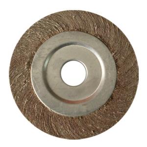Купить Диск лепестковый торцевой INTERTOOL BT-0612, 125 х 25 х 20,2мм - Vait.ua