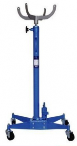 Купить Домкрат трансмиссионный Trommelberg C104630 с установочным столом 500 кг - Vait.ua