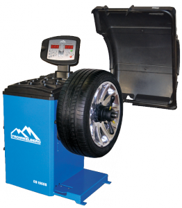 Купить Балансировочный станок с выносным дисплеем Trommelberg CB1960B полуавтоматический (для колес до 70 кг) - Vait.ua