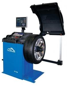 Купить Балансировочный станок с ЖК-дисплеем Trommelberg CB1980 с автоматическим вводом параметров (для колес до 75 кг) - Vait.ua