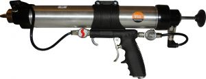 Купить Универсальный пистолет VGL CG2033MCR-13 для картриджей и мягких труб, 600мл, пневматический - Vait.ua
