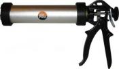Пистолет выжимной механический AirPro под тубы, серебристый