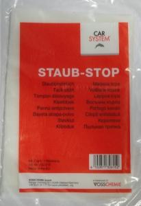 Купить Антистатическая пылесобирающая салфетка CarSystem, 45 см х 75 см - Vait.ua