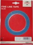 Маскировочная контурная лента Fine-Line Tape Carsystem для дизайна (155°C), 6 мм х 33 м