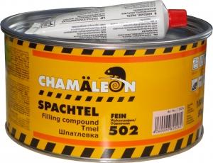 Купить Отделочная полиэстровая шпатлевка 502 Chamaleon, 1кг - Vait.ua