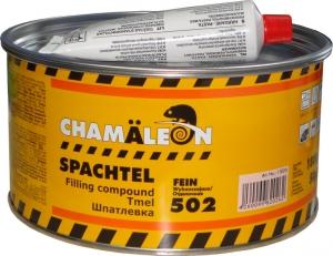 Купить Отделочная полиэстровая шпатлевка 502 Chamaleon, 4кг - Vait.ua