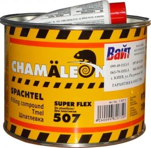 Купить Шпатлевка по пластику Chamaleon 507 Spachtel Super Flex, 1кг - Vait.ua