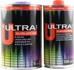 2К акриловый лак Ultra Novol Klarlack 400 (1,0л) + отвердитель (0,5л)