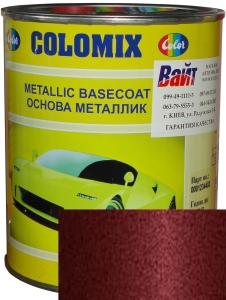 """Купить 132 Эмаль базовая с эффектом металлик COLOMIX """"Вишня"""", 1л - Vait.ua"""