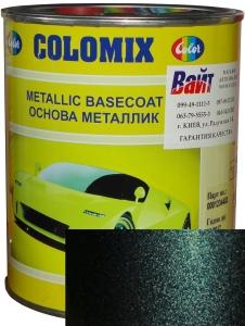 """Купить 363 Эмаль базовая с эффектом металлик COLOMIX """"Цунами"""", 1л - Vait.ua"""