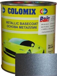 """Купить 415 Эмаль базовая с эффектом металлик COLOMIX """"Электрон"""", 1л - Vait.ua"""