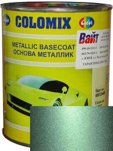 """Купить 421 Эмаль базовая с эффектом металлик COLOMIX """"Афалина"""", 1л - Vait.ua"""