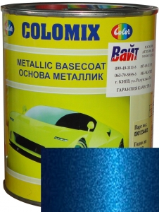 """Купить 448 Эмаль базовая с эффектом металлик COLOMIX """"Рапсодия"""", 1л - Vait.ua"""