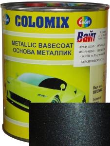 """Купить 498 Эмаль базовая с эффектом металлик COLOMIX """"Лазурно-синяя"""", 1л - Vait.ua"""