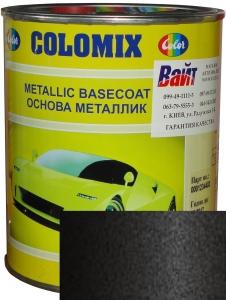 """Купить 602 Эмаль базовая с эффектом металлик COLOMIX """"Авантюрин"""", 1л - Vait.ua"""