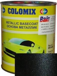 """Купить 606 Эмаль базовая с эффектом металлик COLOMIX """"Млечный путь"""", 1л - Vait.ua"""