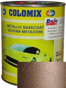 """Купить 670 Эмаль базовая с эффектом металлик COLOMIX """"САндал"""", 1л - Vait.ua"""