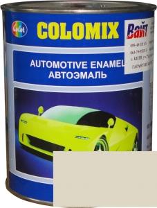 """Купить 10L Алкидная однокомпонентная автоэмаль COLOMIX """"Касабланка белая Daewoo"""", 1л - Vait.ua"""