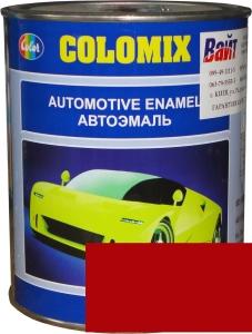 """Купить 110 Алкидная однокомпонентная автоэмаль COLOMIX """"Рубин"""", 1л - Vait.ua"""