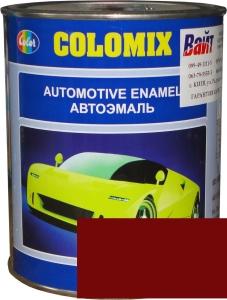 """Купить 181 Алкидная однокомпонентная автоэмаль COLOMIX """"Вишня"""", 1л - Vait.ua"""