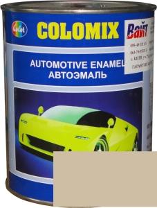 """Купить 236 Алкидная однокомпонентная автоэмаль COLOMIX """"Бежевая"""", 1л - Vait.ua"""