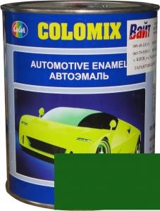 """Купить 330 Алкидная однокомпонентная автоэмаль COLOMIX """"Зеленая"""", 1л - Vait.ua"""